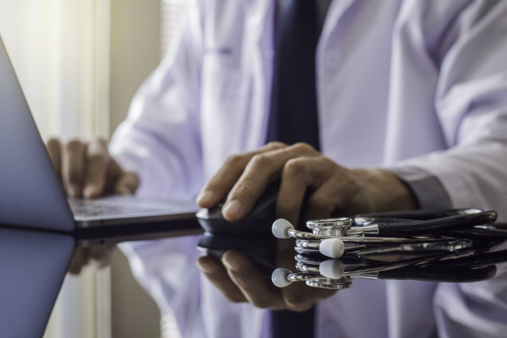 Send error-free medical claims directly to insurance payers.