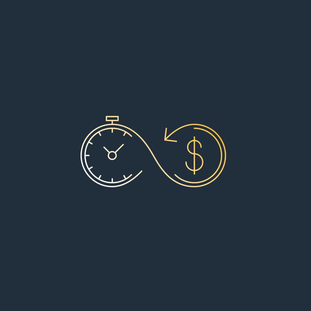Time is money when it comes to claim processing.